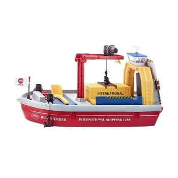 仿真合金模型輪船玩具