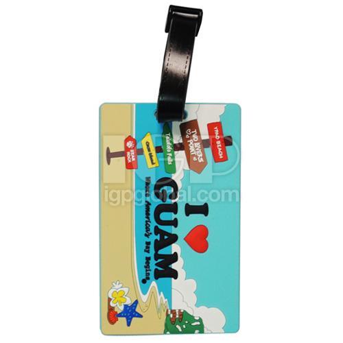 Custom Made Luggage Tag