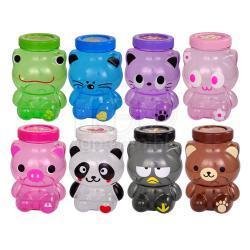 動物儲物罐