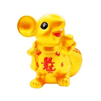 2020吉祥物金鼠儲錢罐