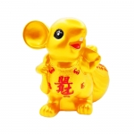 2020 golden rat mascot money-box