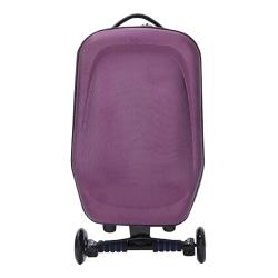 防水滑板行李箱