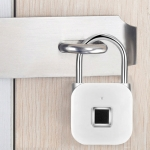 智能USB指紋密碼鎖
