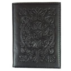 皮製護照套