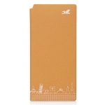 PU Long Passport Holder