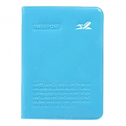 PVC旅行短款護照套