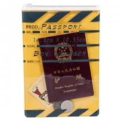 透明護照套