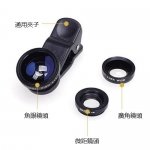 Wide Angle Phone Macro 3 in 1 Phone Lens Kit