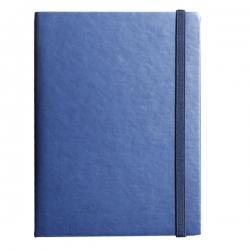 鬆緊帶皮質商務筆記本