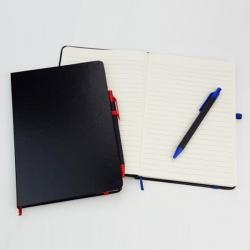 帶筆時尚筆記本