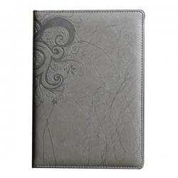 簡約皮製筆記本