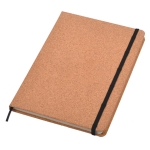 Recycle Cork Cover Business Notebook