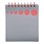 Six Hole PP Notebook