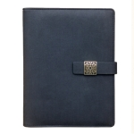 Retro Button Loose-leaf Notebook