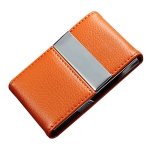 Double Open Business Card Case