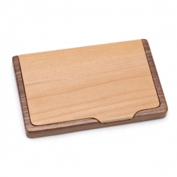 木質名片盒