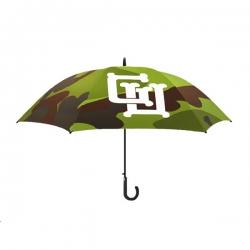 印花直桿廣告傘
