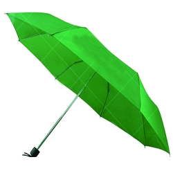 印花縮骨摺疊雨傘