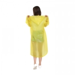 Outdoor EVA Eco Conjoined Raincoat