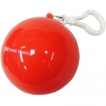 Portable Ball Shape Raincoat