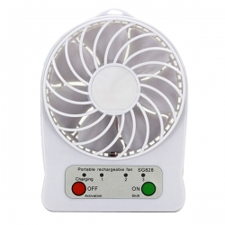 Desk Type Handheld Fan