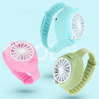 USB迷你手錶風扇
