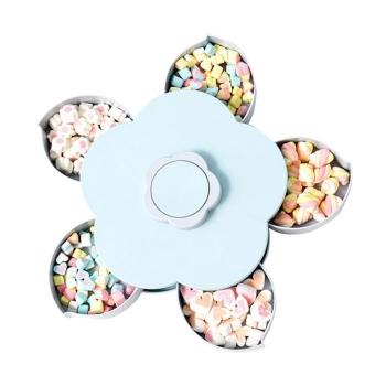 花樣旋轉開關糖果盒