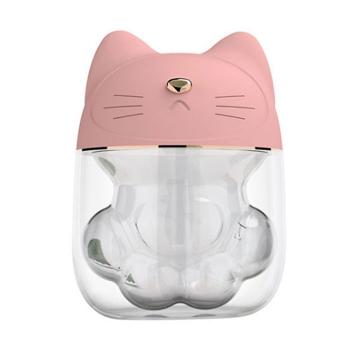 萌寵三合一貓爪加濕器