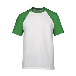 純棉插肩袖T恤