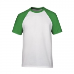 Cotton Raglan Sleeve T-shirt