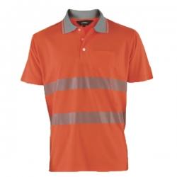 反光Polo衫T恤