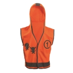 Reflective Children Hooded vest