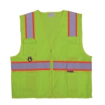 Multi-function Pockets Safety Vest