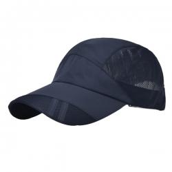速乾棒球網帽