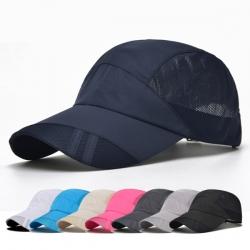 Fast-drying Mesh Cap