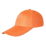 Polyester Pure Color Advertising Cap