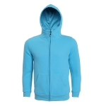 Zipper Hooded Fleece