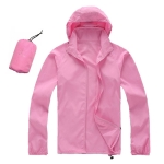 Lapel Sunscreen Windbreaker
