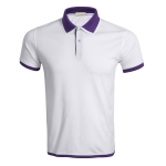 Double-neck Polo Shirt