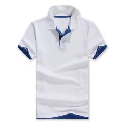 雙色Polo衫T恤