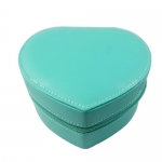 Heart-shape Clamshell Jewelry Box