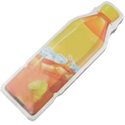 水瓶狀纖維壓縮毛巾