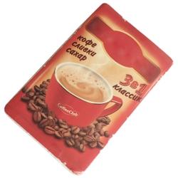 壓縮咖啡盒毛巾