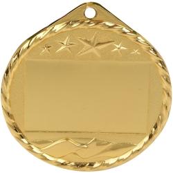 橢圓形金屬獎牌