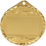 Oval Metal Medals
