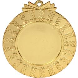 對稱金屬獎牌