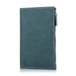 Waterproof leather passport holder card holder