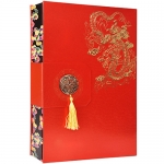 Paper Magnetic Suction Mooncake Gift Box