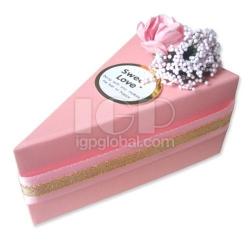 三角薰衣草禮盒