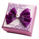 方形蝴蝶结礼盒